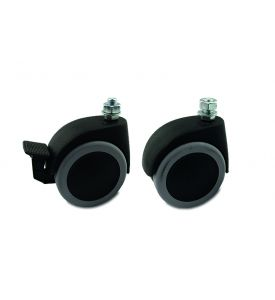 Rubber-tired guide rollers for PL 40 / PS 50 Ø 75mm