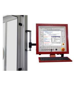 CNC-besturingseenheid iOP-19 (toetsenbord, muislade en zwenkarm als optie)