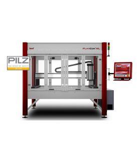 CNC Milling Machine FlatCom XL series 142/112 with closed door