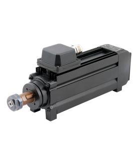 Spindelmotor ISA 1500 (mit manuellem Werkzeugwechsel)