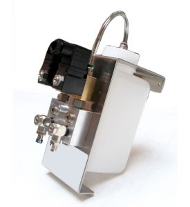 Spray and cooling appliance