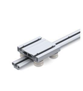 Linear rail Aluminium LSA 12-40