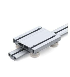 Linear rail Aluminium LSA 16-52