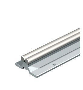 Linear guide rail LFS-12-2