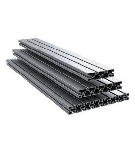 Rectangular Profiles RE 40 - Aluminium Profiles Series S from isel
