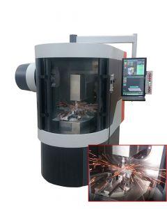 UNIVERSAL CNC-FRÄSZELLE IMG 4040 / 6040 / 8040 für das Fräsen von Stahl