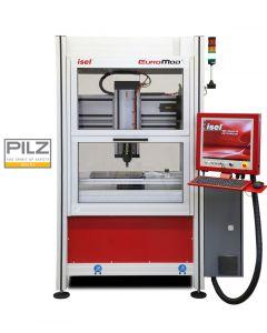 Euromod®-MP 65 CNC-Fräsmaschine mit geschlossener Tür