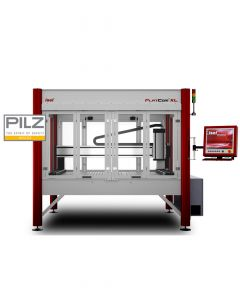 CNC Freesmachine FlatCom XL serie 142/112 met gesloten deur